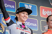 Coryn Rivera (USA/Team Sunweb) wins the 14th Ronde Van Vlaanderen 2017 WE (1.WWT)<br /> 1day race: Oudenaarde &rsaquo; Oudenaarde - BEL (154km)