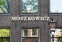 Nederland Amsterdam . Het voormalige advocatenkantoor van Bram Moszkowicz aan de Herengracht .  Foto Berlinda van Dam / Hollande Hoogte