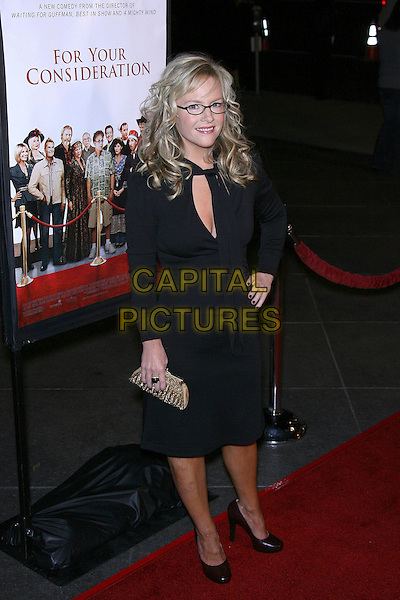 "RACHAEL HARRIS.""For Your Consideration"" Los Angeles Premiere - Arrivals held at the Director's Guild, Hollywood, California , USA,13 November 2006..full length black dress glasses.Ref: ADM/ZL.www.capitalpictures.com.sales@capitalpictures.com.©Zach Lipp/AdMedia/Capital Pictures."