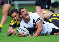 101010 NZ Rugby League - Wellington Orcas v South Island