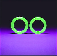 BNPS.co.uk (01202 558833)<br /> Pic: Tiancheng/BNPS<br /> <br /> &pound;4.4 million pounds for pair of Jadeite bangles.<br /> <br /> A pair of green bangles that at a car boot sale could easily be valued at penny's for have sold at auction for an incredible 4.4 million pounds. <br /> <br /> The stunning bands are in fact a far cry from the glass bracelets commonly seen in nightclubs and are actually made from an extremely rare gemstone.<br /> <br /> They were carved from a huge piece of jadeite found in Myanmar, which is the most expensive and rarest form of the gemstone jade.<br /> <br /> As almost all of the world's jadeite is found in the small country the mines have been exhausted and top quality pieces are selling for huge sums among collectors.<br /> <br /> The 0.5ins thick bracelets are a translucent green colour, which is a shade considered to be one of the most prized forms of the precious stone.<br /> <br /> They were purchased by a phone bidder at the Tiancheng International Auctioneers sale in Hong Kong for an all-in fee of 4,408,969 pounds.