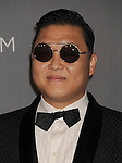 LOS ANGELES, CA - OCTOBER 27: Singer PSY arrives at LACMA Art + Film Gala at LACMA on October 27, 2012 in Los Angeles, California.