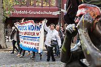 2014/11/08 Berlin | Demonstration gegen Mietenpolitik