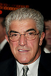 Frank Vincent  ( THE SOPRANOS ) attending the Opening Night Celebration for the New Broadway Musical JERSEY BOYS at the August Wilson Theatre in New York City.<br />The Evening is inspired by the the Lives and Musical Journey of Frankie Valli and the Four Seasons.<br />November 6, 2005