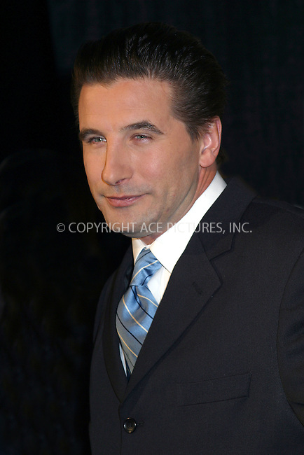 "William Baldwin attending Creative Coalition's ""Seconding the First"" Gala Benefit in New York. October 29, 2002. Please byline: Alecsey Boldeskul/NY Photo Press.   ..*PAY-PER-USE*      ....NY Photo Press:  ..phone (646) 267-6913;   ..e-mail: info@nyphotopress.com"