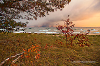 ake Superior autumn and lake effect
