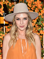 PACIFIC PALISADES, CA - OCTOBER 06: ZZ Ward arrives at the 9th Annual Veuve Clicquot Polo Classic Los Angeles at Will Rogers State Historic Park on October 6, 2018 in Pacific Palisades, California.<br /> CAP/ROT/TM<br /> &copy;TM/ROT/Capital Pictures