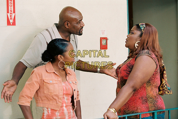 ASHLEY MONIQUE RODRIGUEZ, DELROY LINDO & MO'NIQUE.in Domino.Filmstill - Editorial Use Only.CAP/AWFF.supplied by Capital Pictures.