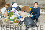 Litter Warden Brendan Murphy warning against illegal dumping