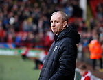 Alan Knill Assistant manager of Sheffield Utd during the Championship match at Bramall Lane Stadium, Sheffield. Picture date 30th December 2017. Picture credit should read: Simon Bellis/Sportimage