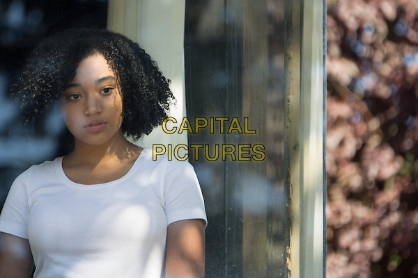 Everything, Everything (2017) <br /> AMANDLA STENBERG as Maddy <br /> *Filmstill - Editorial Use Only*<br /> CAP/KFS<br /> Image supplied by Capital Pictures