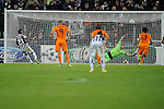 IM Torino 05-11-2013 Juventus Stadium<br /> Champions League 2013/2014<br /> Juventus Vs Real Madrid<br /> nella foto Gol di Vidal<br /> foto Marco Iorio