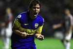 En el estadio de Boca Juniors, el equipo argentino se impuso ante Fluminense de Brasil por un tanto contra cero, el gol fue convertido por Pablo Mouche a los 6 minutos del segundo tiempo