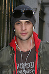 David Fumero at the One Life to Live Studio on November 21, 2008 in New York City, New York. (Photo by Sue Coflin/Max Photos)