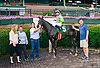 Ghostbuster winning at Delaware Park on 6/23/16
