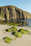 North Haven bay on Fair isle, Shetlands, Scotland