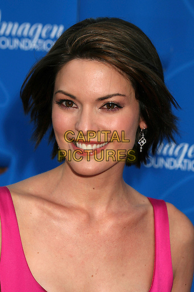 ALANA DE LA GARZA.22nd Annual Imagen Awards for Excellence in Latino Entertainment at the Walt Disney Concert Hall, Los Angeles, California, USA,.28 July 2007..portrait headshot.CAP/ADM/BP.©Byron Purvis/AdMedia/Capital Pictures.
