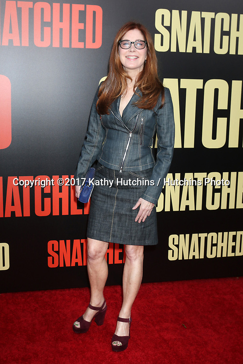 "LOS ANGELES - MAY 10:  Dana Delany at the ""Snatched"" World Premiere at the Village Theater on May 10, 2017 in Westwood, CA"