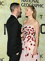 """30 October 2017 - Los Angeles, California - Kate Bosworth with husband Michael Polish. National Geographic's """"The Long Road Home"""" Premiere held at Royce Hall in UCLA in Los Angeles. Photo Credit: AdMedia"""