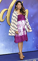 Preeya Kalidas at the Aladdin European Gala Screening at the Odeon Luxe Leicester Square, London on May 9th 2019<br /> CAP/ROS<br /> ©ROS/Capital Pictures