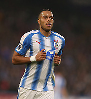 Huddersfield Town's Mathias Zanka Jorgensen<br /> <br /> Photographer Rob Newell/CameraSport<br /> <br /> The Premier League - Huddersfield Town v West Ham United - Saturday 13th January 2018 - John Smith's Stadium - Huddersfield<br /> <br /> World Copyright &copy; 2018 CameraSport. All rights reserved. 43 Linden Ave. Countesthorpe. Leicester. England. LE8 5PG - Tel: +44 (0) 116 277 4147 - admin@camerasport.com - www.camerasport.com
