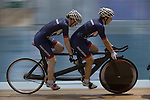 Team GB Paralympic Track Cycling Rio 2016