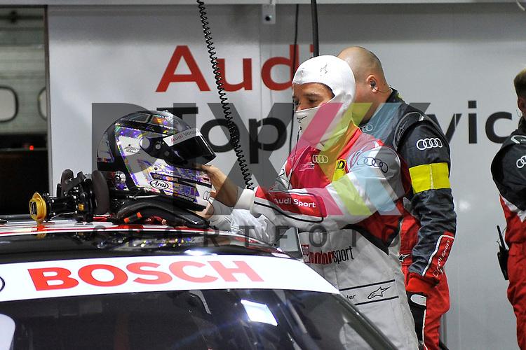 # 10 Timo Scheider auf Audi RS5 DTM Audi Sport vom Team Phoenix in der Box Roll Out bei der DTM Hockenheimring.<br /> <br /> Foto &copy; P-I-X.org *** Foto ist honorarpflichtig! *** Auf Anfrage in hoeherer Qualitaet/Aufloesung. Belegexemplar erbeten. Veroeffentlichung ausschliesslich fuer journalistisch-publizistische Zwecke. For editorial use only.