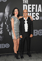 Jimmy Iovine &amp; Liberty Ross at the premiere for the HBO documentary series &quot;The Defiant Ones&quot; at the Paramount Theatre. Los Angeles, USA 22 June  2017<br /> Picture: Paul Smith/Featureflash/SilverHub 0208 004 5359 sales@silverhubmedia.com