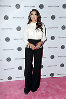 LOS ANGELES - AUG 10:  Jeannie Mai at the Beautycon Festival LA 2019 at the Los Angeles Convention Center on August 10, 2019 in Los Angeles, CA