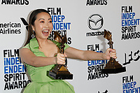 LOS ANGELES - FEB 8:  Lulu Wang at the 2020 Film Independent Spirit Awards at the Beach on February 8, 2020 in Santa Monica, CA