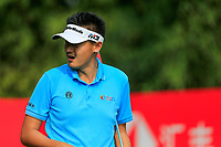 Yanwei Liu (CHN) during the 2nd round at the WGC HSBC Champions 2018, Sheshan Golf CLub, Shanghai, China. 26/10/2018.<br /> Picture Fran Caffrey / Golffile.ie<br /> <br /> All photo usage must carry mandatory copyright credit (&copy; Golffile | Fran Caffrey)