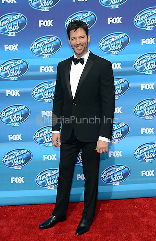 HOLLYWOOD, CA - MAY 13: Harry Connick, Jr. arriving at the 2015 American Idol Season 14 Finale at the Dolby Theatre on May 13, 2015 in Hollywood, California. Credit: PGTW/MediaPunch