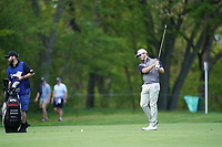Bronson Burgoon (USA) on the 13th fairway during the 1st round at the PGA Championship 2019, Beth Page Black, New York, USA. 17/05/2019.<br /> Picture Fran Caffrey / Golffile.ie<br /> <br /> All photo usage must carry mandatory copyright credit (&copy; Golffile | Fran Caffrey)