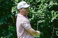 Brandon Grace (RSA) watches his tee shot on 2 during round 1 of the World Golf Championships, Mexico, Club De Golf Chapultepec, Mexico City, Mexico. 3/2/2017.<br />