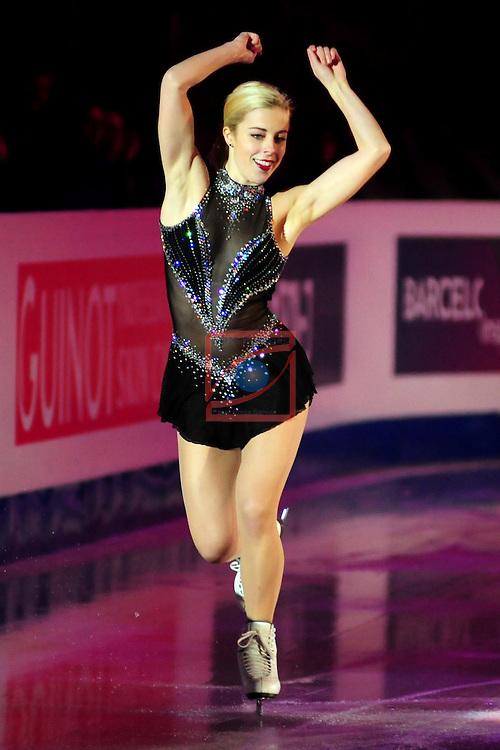 ISU Grand Prix of Figure Skating FINAL Barcelona 2014/2015.<br /> Ashley Wagner