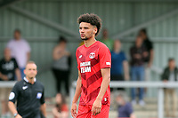 Lee Angol of Leyton Orient during Harlow Town vs Leyton Orient, Friendly Match Football at The Harlow Arena on 6th July 2019