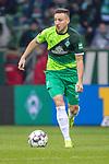 10.02.2019, Weser Stadion, Bremen, GER, 1.FBL, Werder Bremen vs FC Augsburg, <br /> <br /> DFL REGULATIONS PROHIBIT ANY USE OF PHOTOGRAPHS AS IMAGE SEQUENCES AND/OR QUASI-VIDEO.<br /> <br />  im Bild<br /> Kevin Möhwald / Moehwald (Werder Bremen #06)<br /> Einzelaktion, Ganzkörper / Ganzkoerper<br /> <br /> <br /> Foto © nordphoto / Kokenge