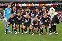 D.C. United Starting Eleven. D.C. United defeated The Houston Dynamo 3-2 at RFK Stadium, Saturday April 28, 2012.