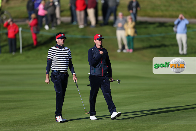 Bubba Watson (USA) during the 2014 Ryder Cup from Gleneagles, Perthshire, Scotland. Picture:  David Lloyd / www.golffile.ie