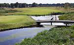 GEMERT-BAKEL - Hole 9. Golfbaan Stippelberg. COPYRIGHT KOEN SUYK
