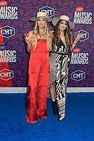 05 June 2019 - Nashville, Tennessee - Ruby Stewart, Alyssa Bonagura. 2019 CMT Music Awards held at Bridgestone Arena. <br /> CAP/ADM/DMF<br /> ©DMF/ADM/Capital Pictures