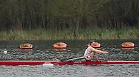 Caversham. Berkshire. UK<br /> Jonathan JACKSON.<br /> 2016 GBRowing U23 Trials at the GBRowing Training base near Reading, Berkshire.<br /> <br /> Monday  11/04/2016 <br /> <br /> [Mandatory Credit; Peter SPURRIER/Intersport-images]