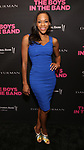 Nikki M. James attends 'The Boys in the Band' 50th Anniversary Celebration at The Booth Theatre on May 30, 2018 in New York City.