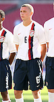 United States' Daniel Wenzel. The United States Men's Under 17 National Team defeated El Salvador's U-17 National Team in an international friendly on Sunday, March 25th, 2007 at Raymond James Stadium in Tampa, Florida.