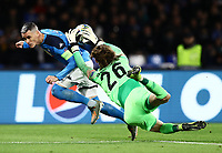 2019 Champions League Football Napoli v Genk Dec 10th