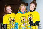 Darkness into Light - Listowel: Pictured prior to the start of the Darkness into Light walk at Listowel race course on Saturday morning last were Aoife, Bernie & Maevbh Ferriter from Ballybunion.