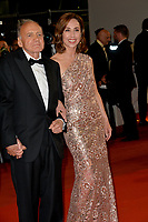 Sofie Grabol &amp; Bruno Ganz at the gala screening for &quot;The House That Jack Built&quot; at the 71st Festival de Cannes, Cannes, France 14 May 2018<br /> Picture: Paul Smith/Featureflash/SilverHub 0208 004 5359 sales@silverhubmedia.com