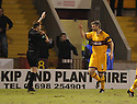 10/02/2010  Copyright  Pic : James Stewart.sct_jspa14_rangers_v_motherwell  .:: STEPHEN CRAIGAN'S CELEBRATION IS CUT SHORT BY REF CALUM MURRAY AFTER HIS GOAL IS DISALLOWED FOR OFF SIDE ::.James Stewart Photography 19 Carronlea Drive, Falkirk. FK2 8DN      Vat Reg No. 607 6932 25.Telephone      : +44 (0)1324 570291 .Mobile              : +44 (0)7721 416997.E-mail  :  jim@jspa.co.uk.If you require further information then contact Jim Stewart on any of the numbers above.........