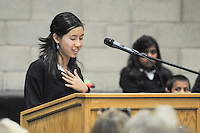 The Harker School - LS - Lower School - Grade 5 Promotion Ceremony - Photo by Kyle Cavallaro
