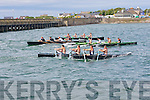 ....ROWERS: Rowing in the Fenit Regatta on Sunday were teams from Fenit, Castlegregory, Dingle in Aid of the RNLI...... ..